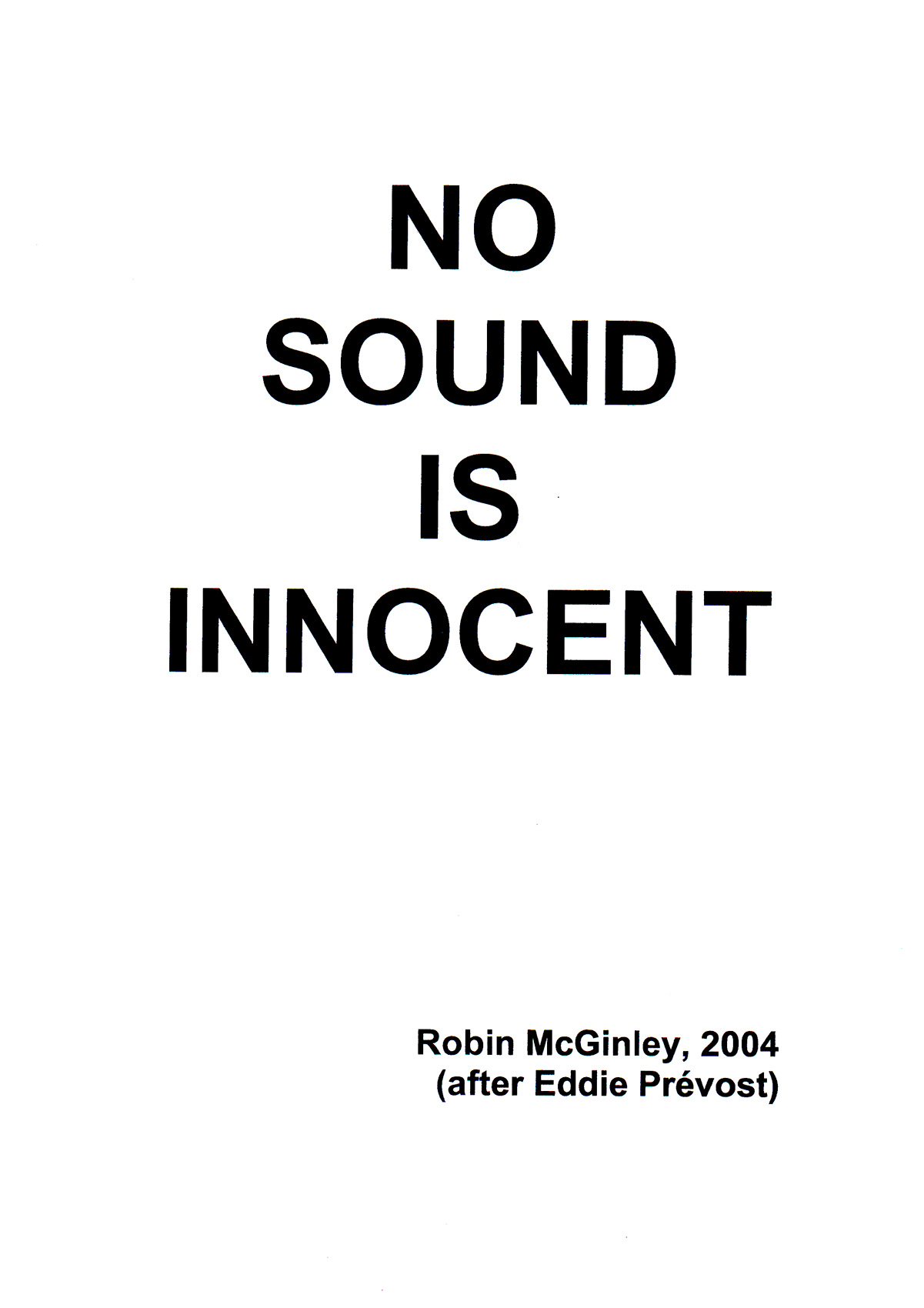 No-sound-is-innocent