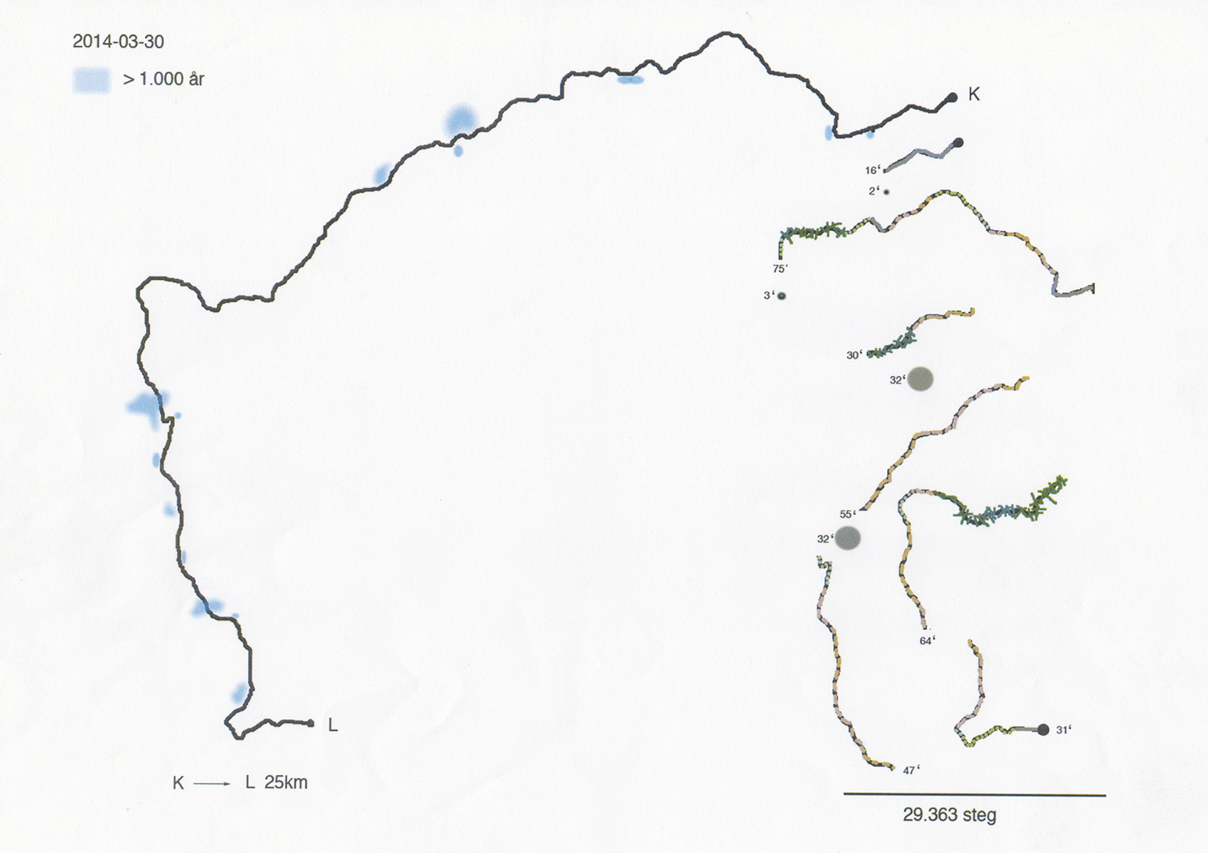 kartvandring